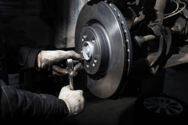 Gaat er veel tijd in zitten bij het monteren van wielnaven?