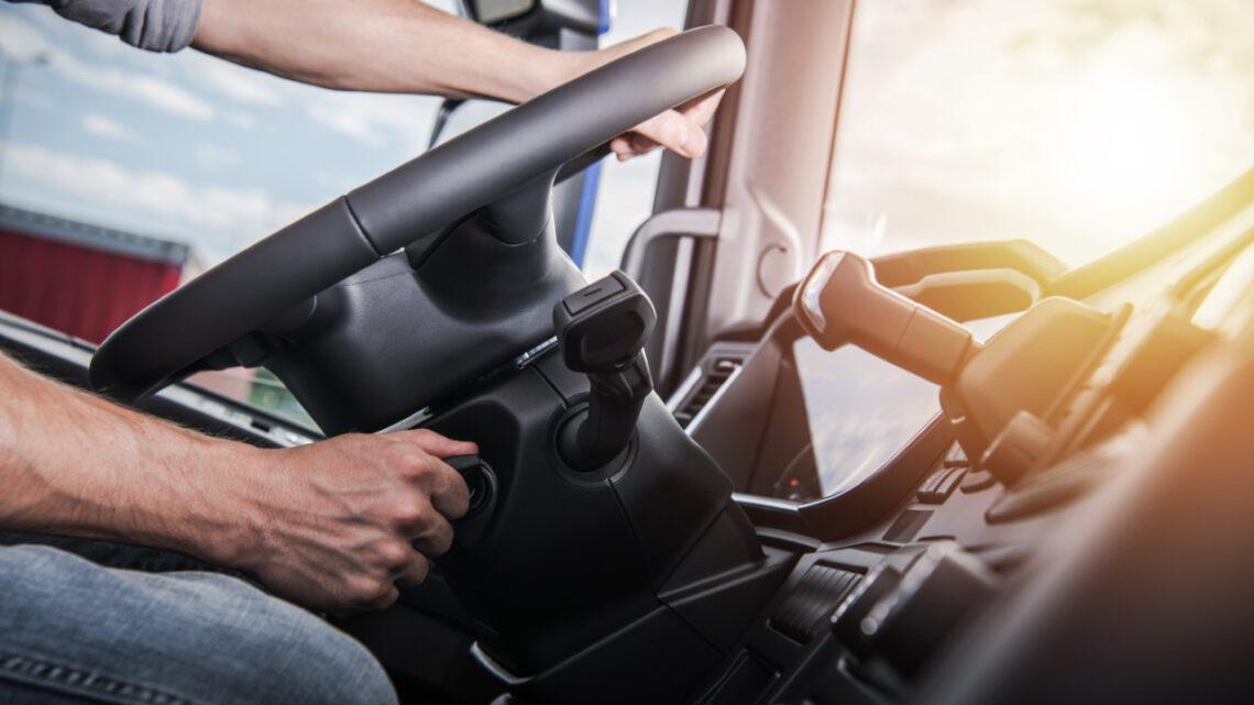 Je vrachtwagenrijbewijs halen